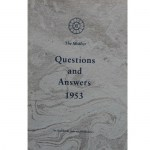 Questions and Answers 1953 (deel 5 van 'Collected Works'), The M