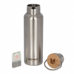 RVS thermos thee