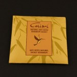 Colibri geursachets, natural anti-mot (10)