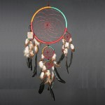 Dream Catcher colour Ø 27cm