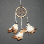 Dream Catcher touw Ø 6cm