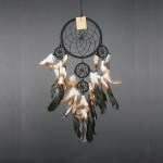 Dream Catcher zwart Ø 16cm